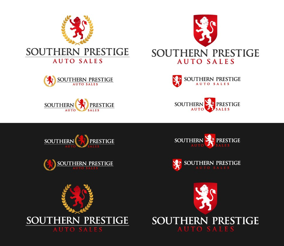 Southern Prestige Auto Sales needs a new logo