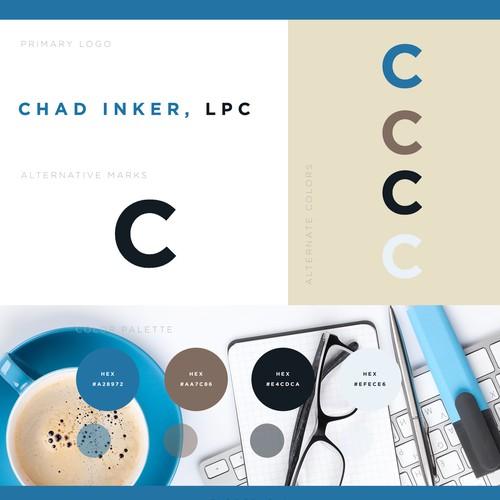 Chad Inker Branding + Squarespace Website