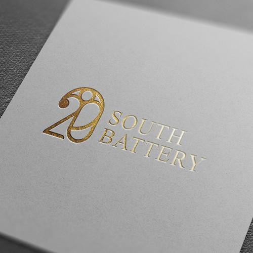 20 South Battery Logo