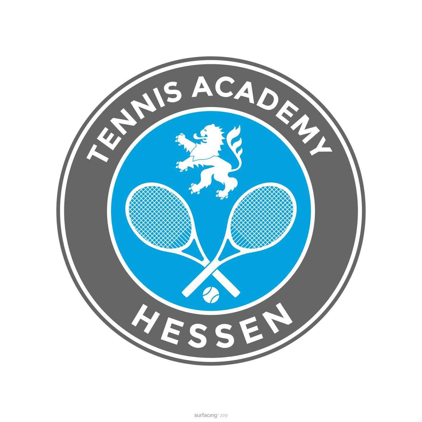 LOGO for Tennis Academy