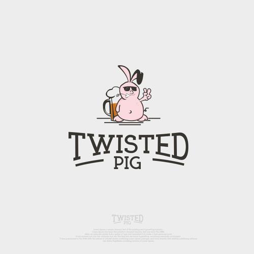 Twisted pig bar