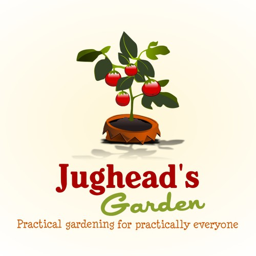 Help Jughead's Garden with a new logo