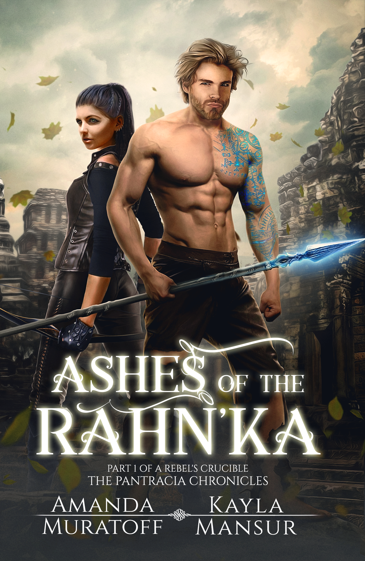 Ashes of the Rahn'ka and Pursuit of the Hawk
