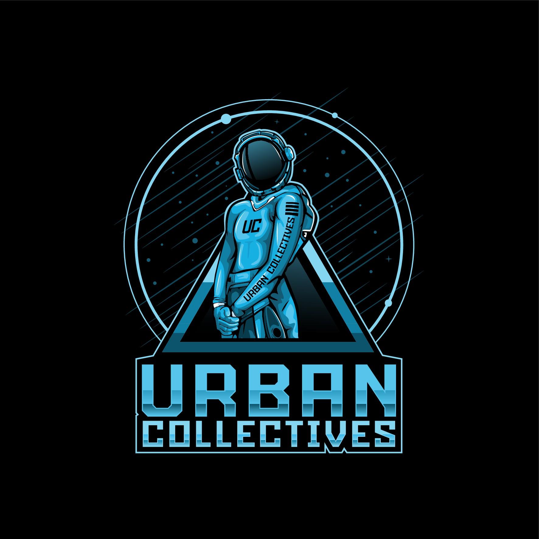 Design an artistic and inspiring logo for URBAN COLLECTIVES