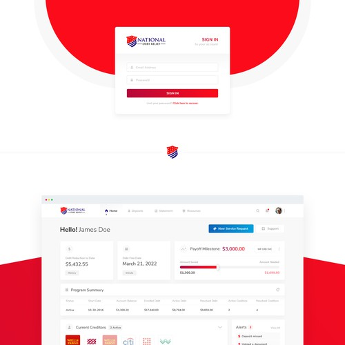 Web App Design...