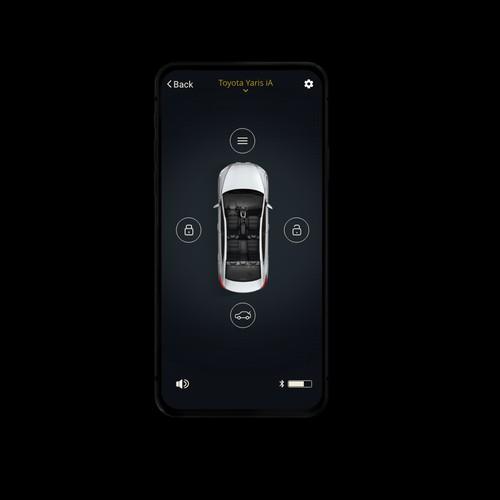 Car Remote Control App