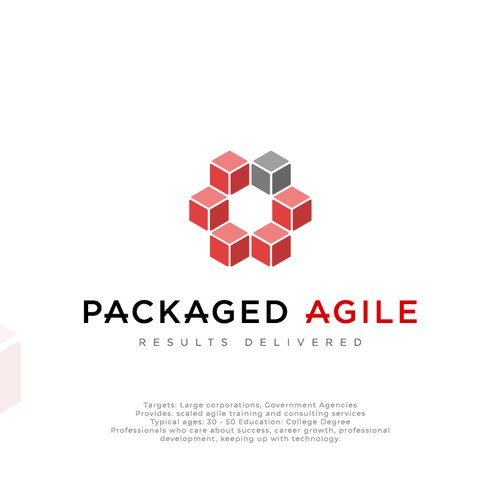 Packaged Agile Concept