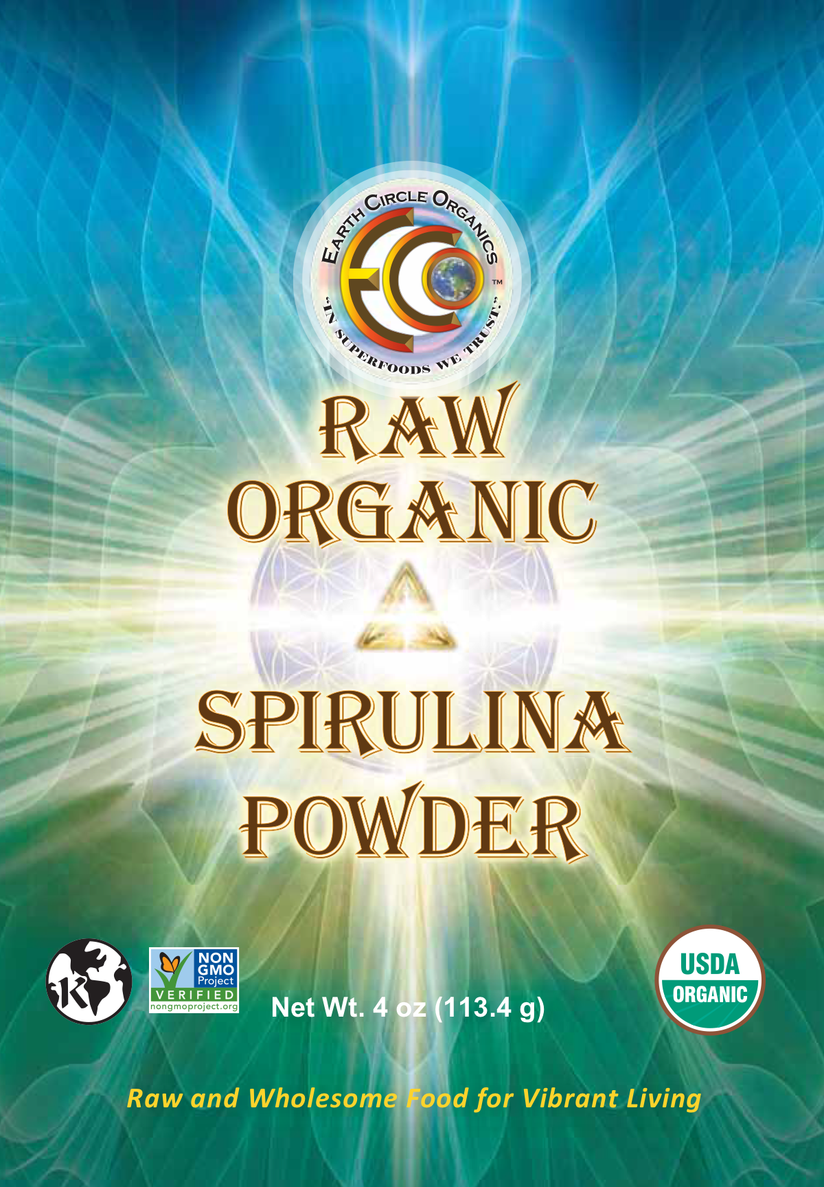 Earth Circle Organics Design