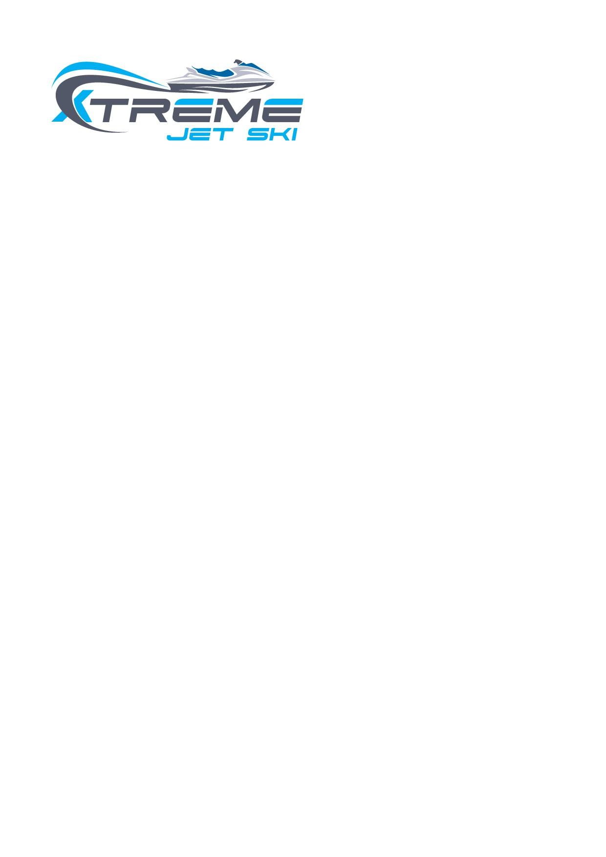 Design Jet ski rental logo