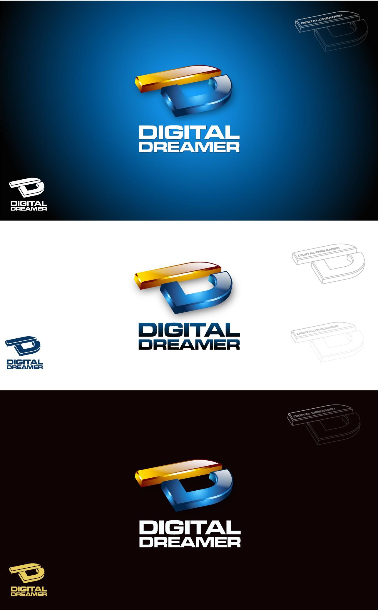 Create the next logo for Digital Dreamer