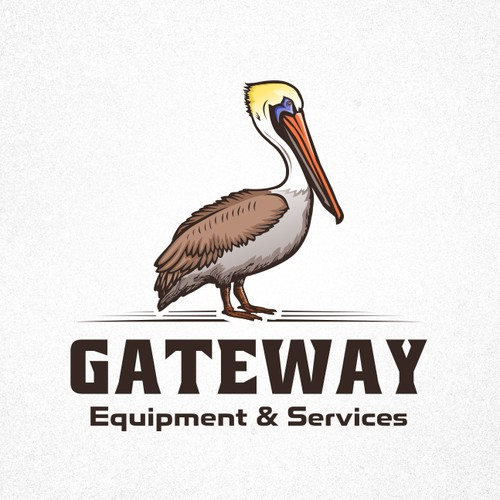 "Logo for ""Gateway Equipment & Services""."
