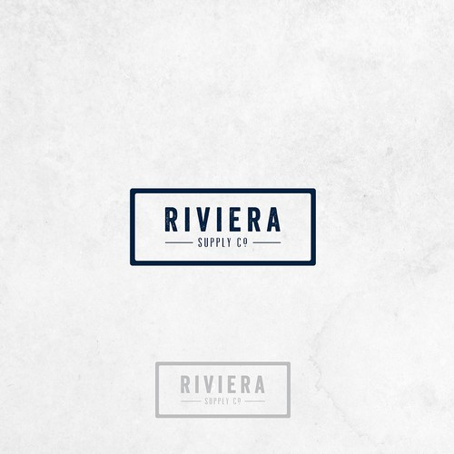 Classic Rustic Logo for Luxury Supply Brand
