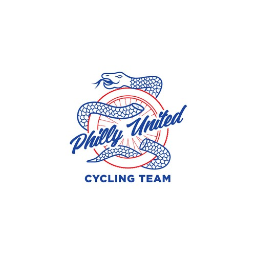 Logo for Philly United Cycling
