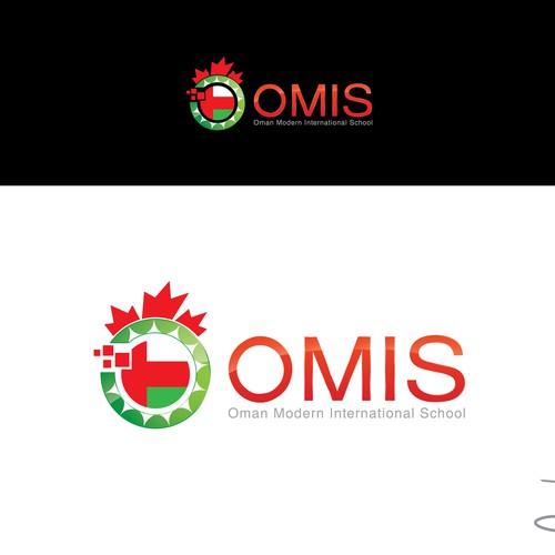Help Oman Modern International School  (OMIS) with a new logo