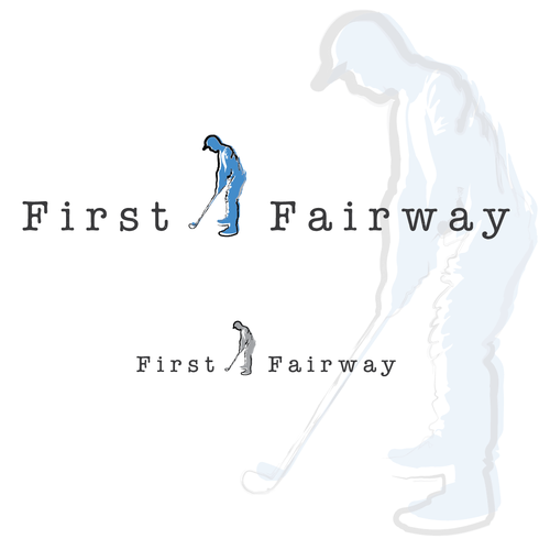 Logo for online golf equipment store