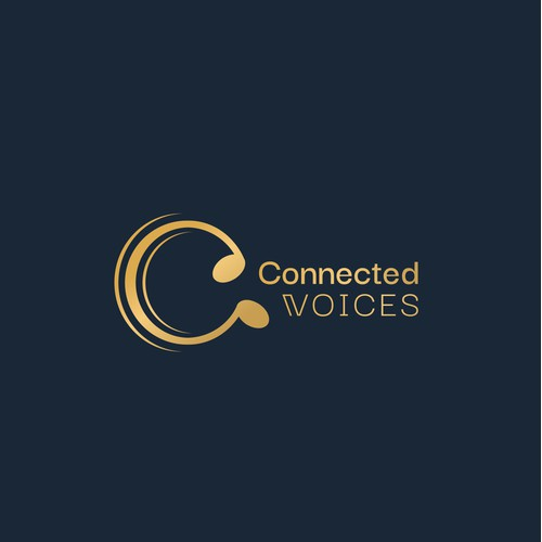 Eye-catching and welcoming logo for contemporary choir