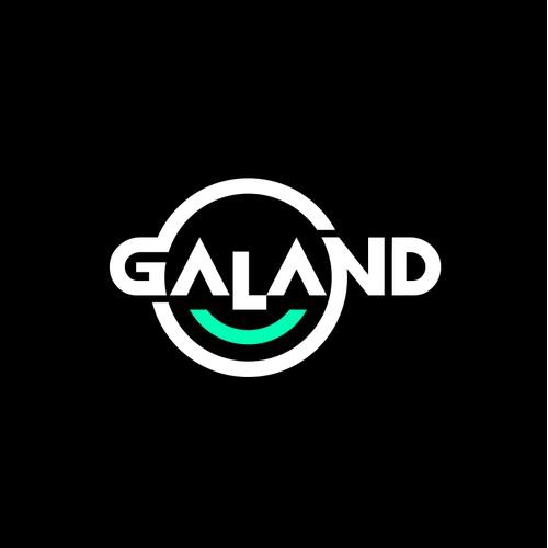 Galand Logo Design