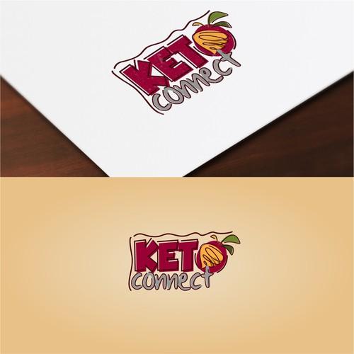 KETO CONNECT Logo Design