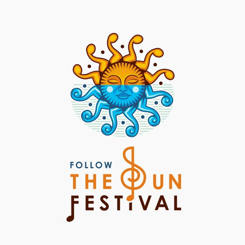 Design a logo for a Blues and Roots Festival