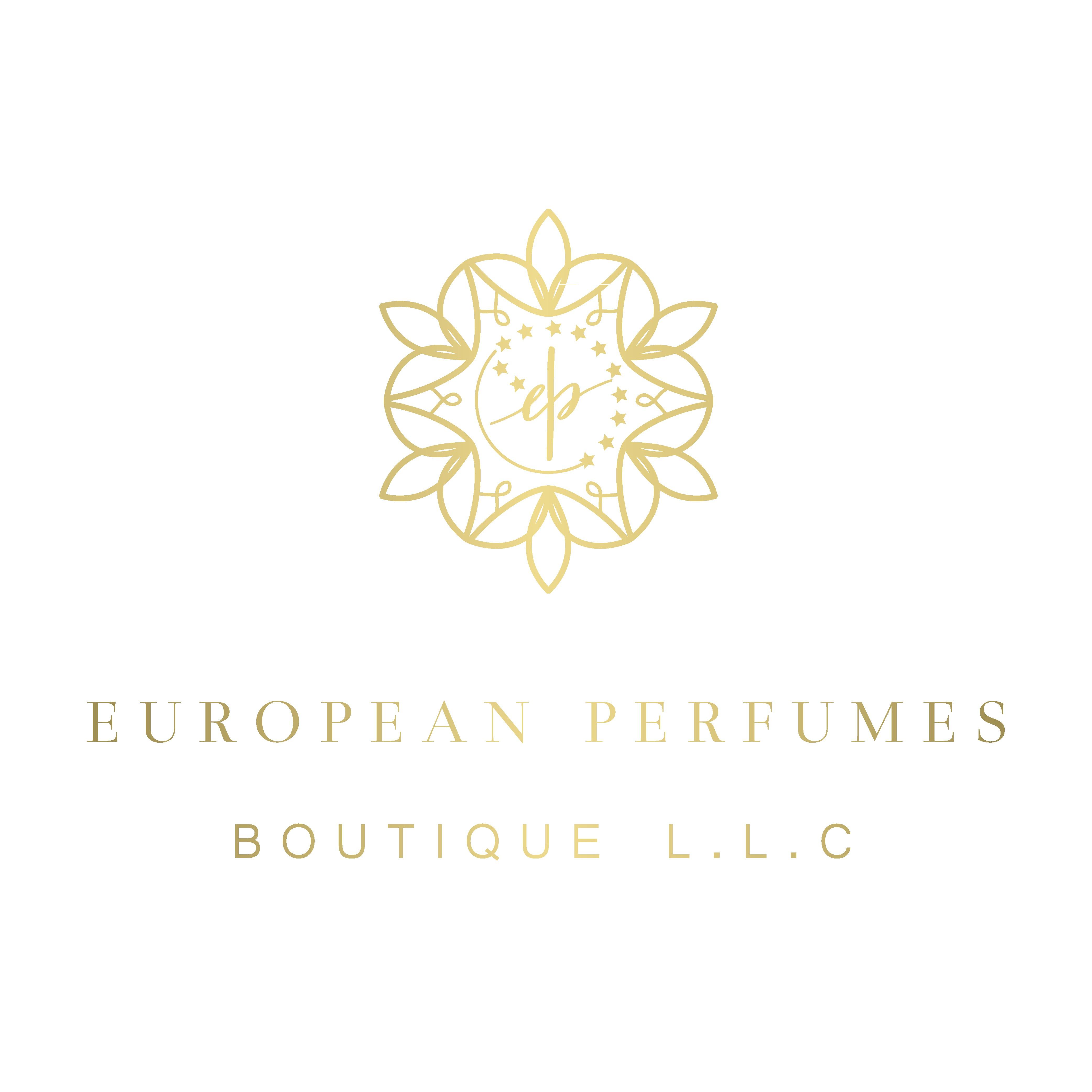 Create my logo for European Perfumes Boutique L.L.C