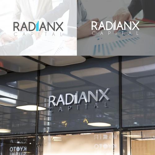Logo design for Radianx Capital