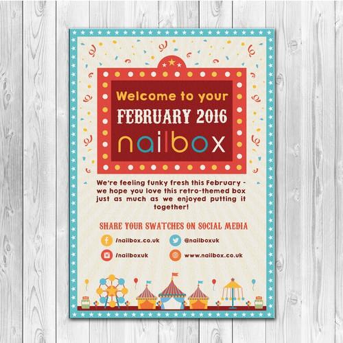 Nailbox Flyer