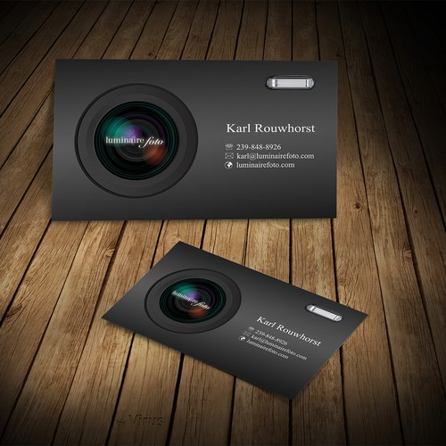 Help Luminaire Foto with a new stationery