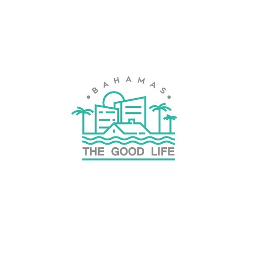 Logo concept for the good life