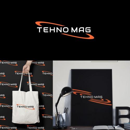 Logo Design Proposal for TehnoMag