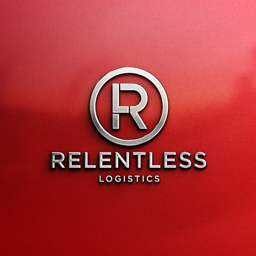 "Logo for ""Relentless Logistics"""