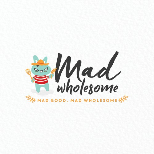 Wholesome food logo