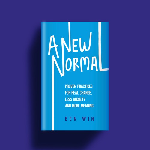 A New Normal - Book Cover