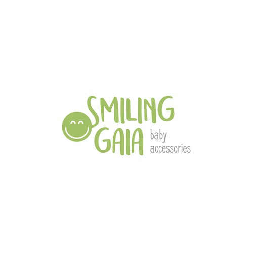 Logo design for baby accessories company