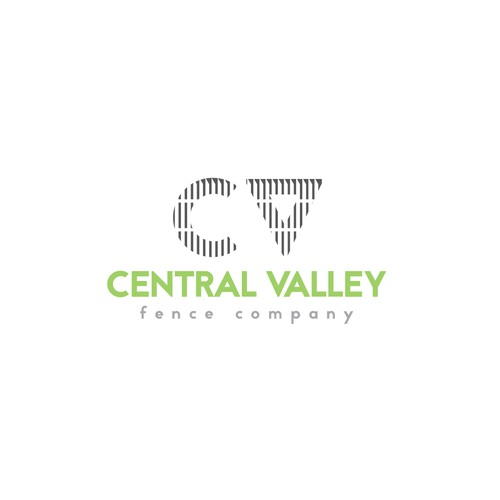 Central Valley Fence Company Logo