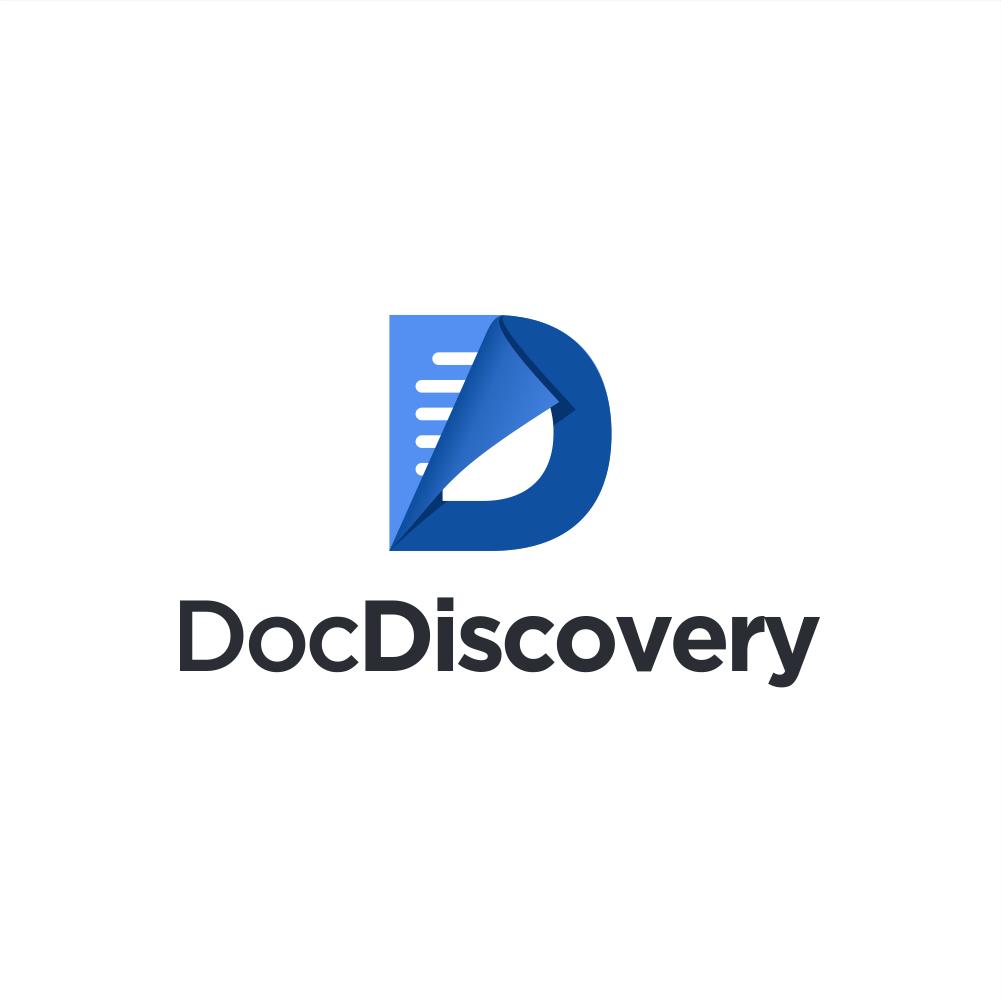 PDF Scanning Software Needs a Logo