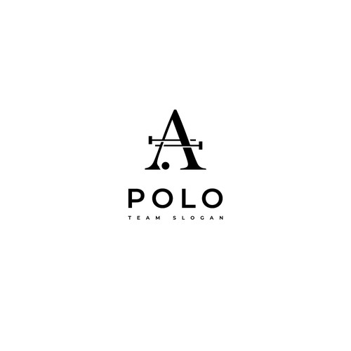 Logo for polo team