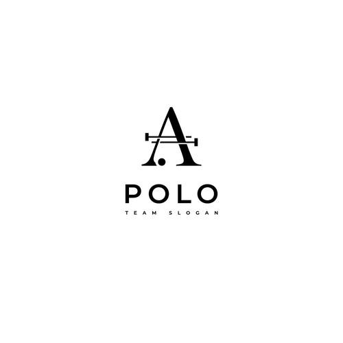 Logo for polo team
