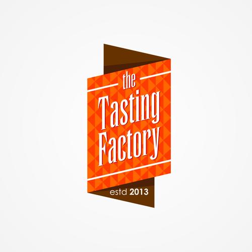 the Tasting Factory - Logo Design