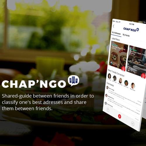 CHAP'NGO APP