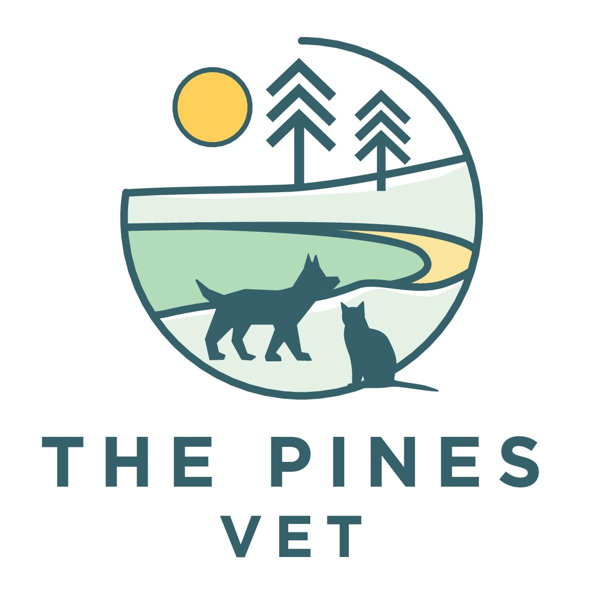 The Pines Vet needs a new logo!