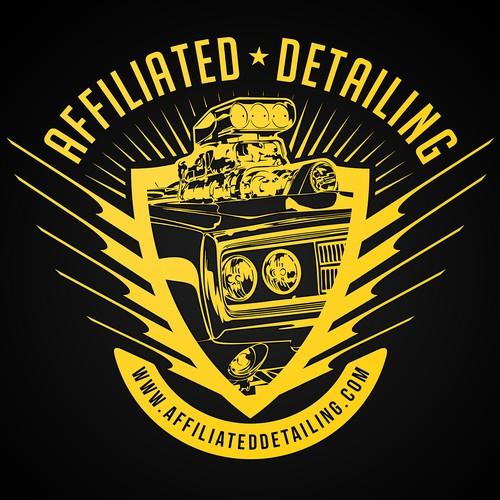 Affiliated Detailing Logo