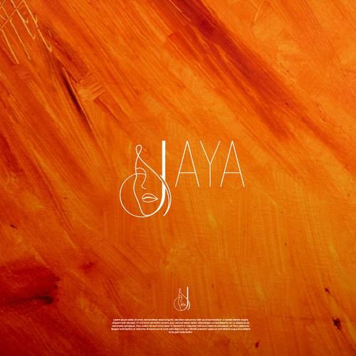 "Logo concept for ""Jaya Skincare"""