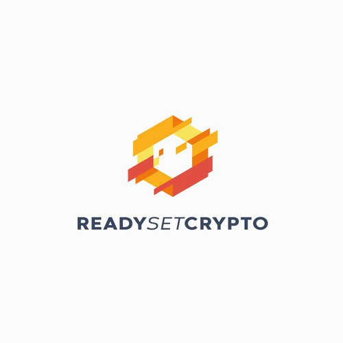 Logo Concept for ReadySetCrypto