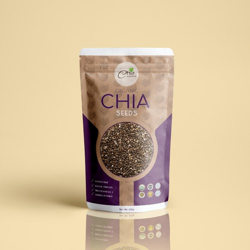 A spoon of Chia a day...