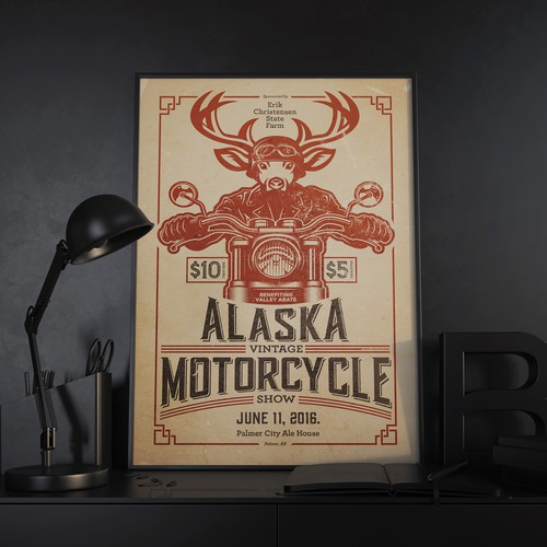 Poster for Motorcycle Reunion