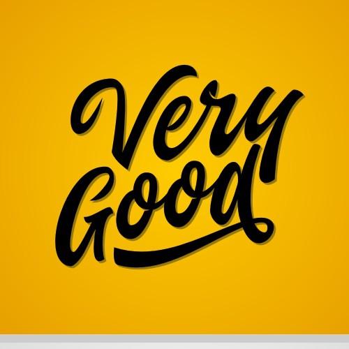 Artistic Handletter Logo for VeryGood