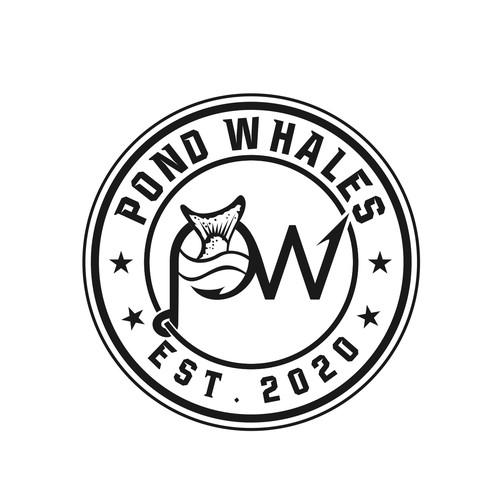 Stunning fishing logo
