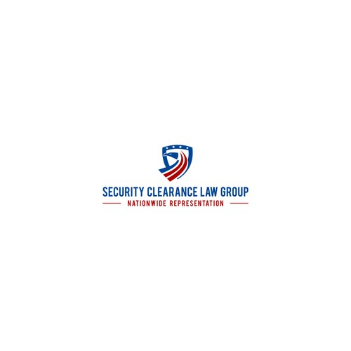 Logo design for Security Clearance Law Group