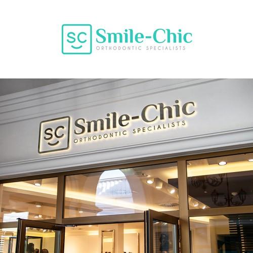 Logo design for Smile-Chic