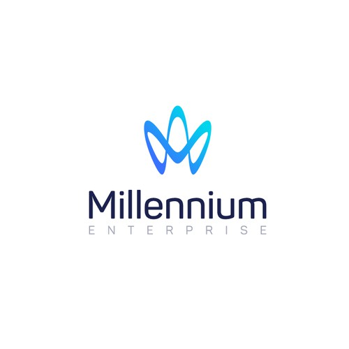 Logo for Millennium Enterprise